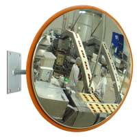 1000mm F-Series Stainless Steel Food Safety Mirror