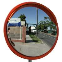 1000mm Outdoor Stainless Steel Traffic Mirror
