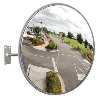 1000mm Outdoor Heavy Duty Stainless Steel Mirror