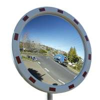 1000mm Round Pro Series Traffic Mirror