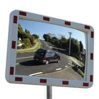 1000x800mm Rectangular Pro Series Traffic Mirror
