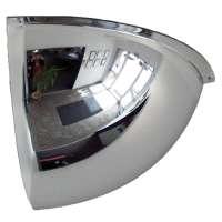 1200mm Indoor Quarter Dome Mirror