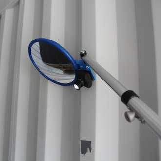 230mm Short Heavy Duty Inspection Mirror