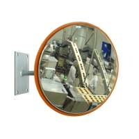 600mm F-Series Stainless Steel Food Safety Mirror
