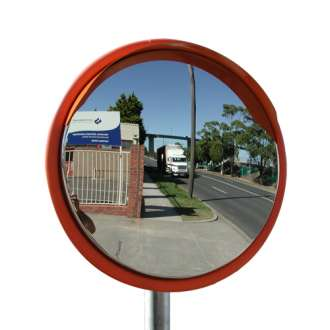 600mm Outdoor Stainless Steel Traffic Mirror
