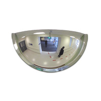 600mm Indoor Half Dome Mirror
