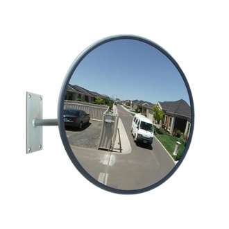 600mm Outdoor Heavy Duty Acrylic Convex Mirror