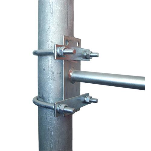 60mm Pole Mounting U-Bolt Pack