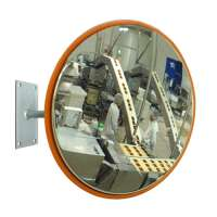 800mm F-Series Stainless Steel Food Safety Mirror