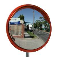 800mm Outdoor Stainless Steel Traffic Mirror