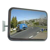 800x600mm Outdoor Heavy Duty Stainless Steel Mirror