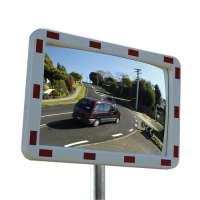 800x600mm Rectangular Pro Series Traffic Mirror