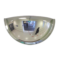 900mm Indoor Half Dome Mirror