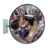 900mm Indoor Standard Convex Mirror