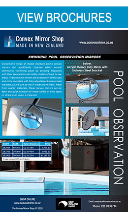 Pool Observation Brochure