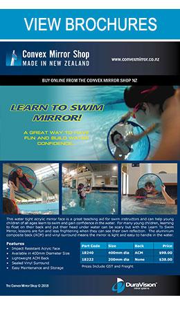 Learn to Swim Brochure