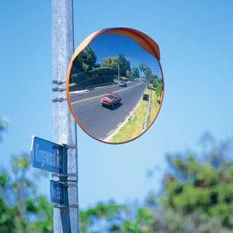 600mm Outdoor Acrylic Traffic Mirror