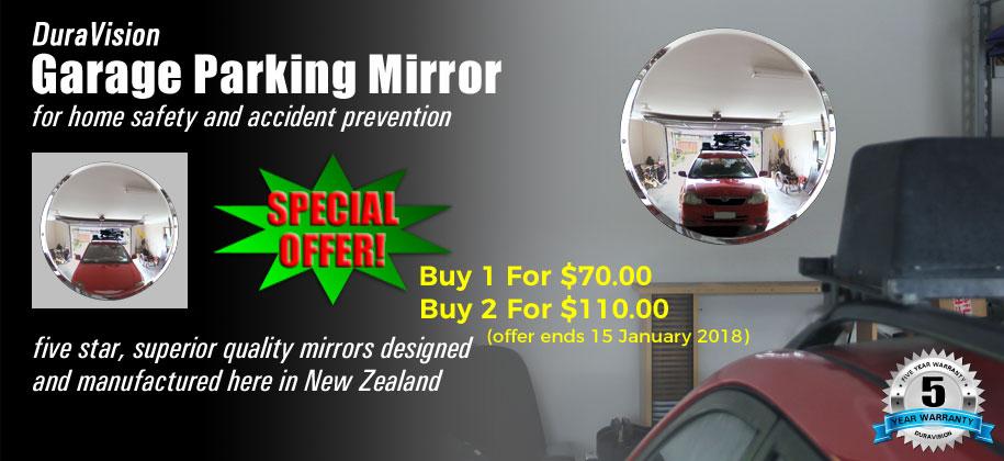 Garage Parking Mirror