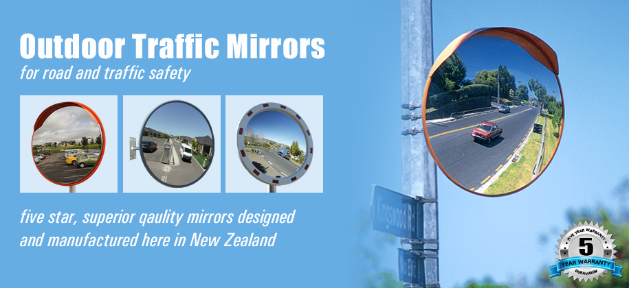 Outdoor Traffic Mirrors