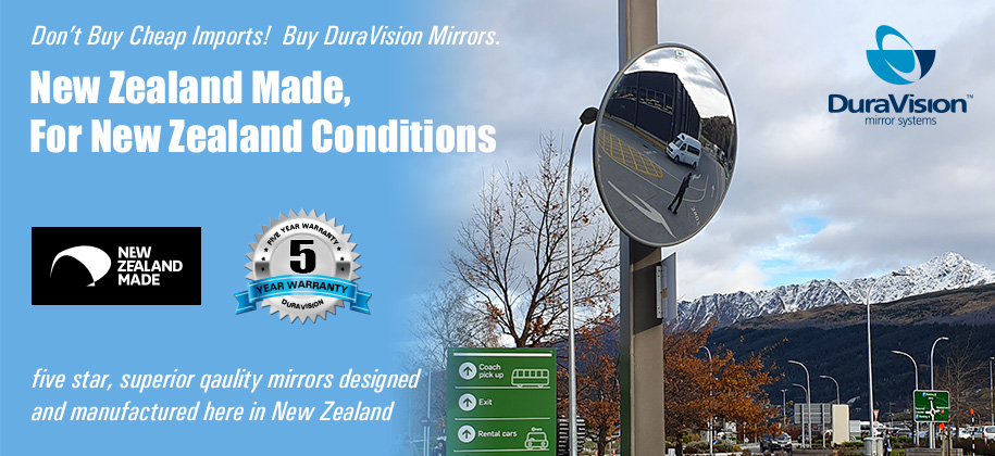 New Zealand Made Mirrors