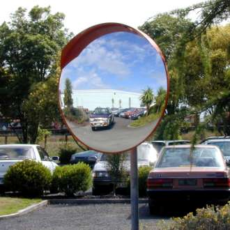 1000mm Outdoor Acrylic Traffic Mirror