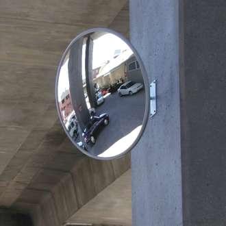 760mm Outdoor Heavy Duty Acrylic Convex Mirror