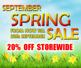 Spring Sale Small