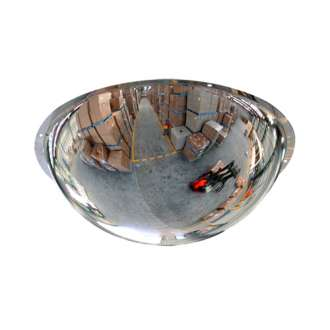 500mm Stainless Steel Full Dome Mirror