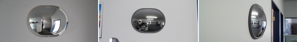 Indoor Flush Fit Mirrors