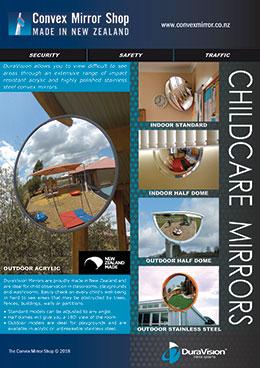 Childcare Mirror Brochure
