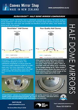 Half Dome Brochure
