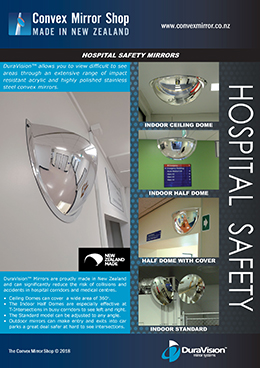 Hospital Mirrors Brochure