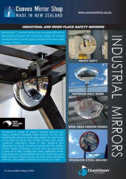 Industrial Mirrors Brochure