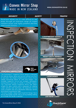 Inspection Mirrors Brochure