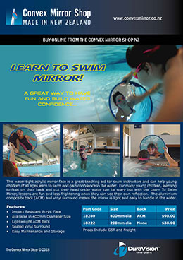 Learn To Swim Mirrors Brochure