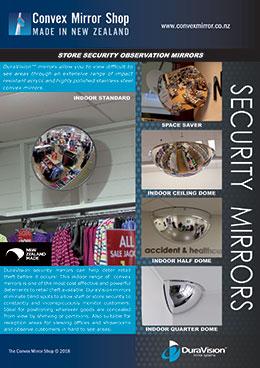 Security Mirror Brochure